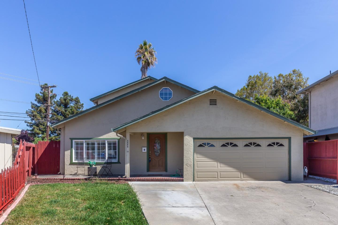 3555 Shafer DR Santa Clara, CA 95051