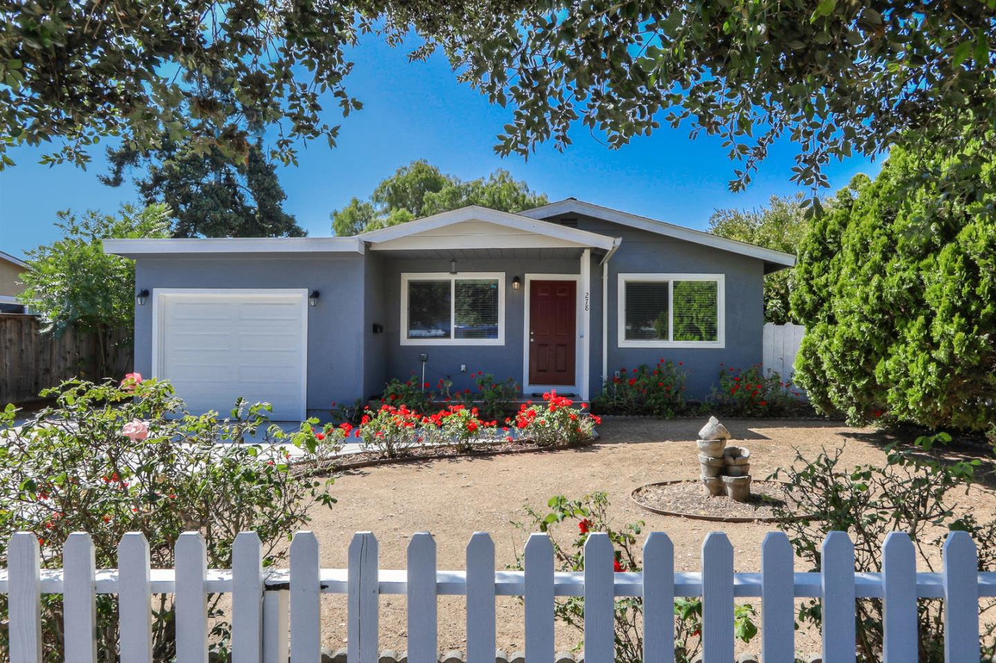 Detail Gallery Image 1 of 1 For 278 Bradford Dr, Sunnyvale, CA 94089 - 3 Beds | 2/1 Baths