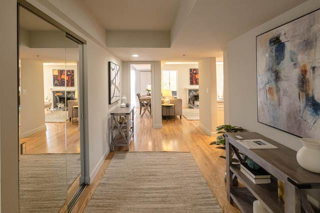 Detail Gallery Image 1 of 1 For 165 Forest Ave #2A, Palo Alto, CA 94301 - 2 Beds | 2 Baths
