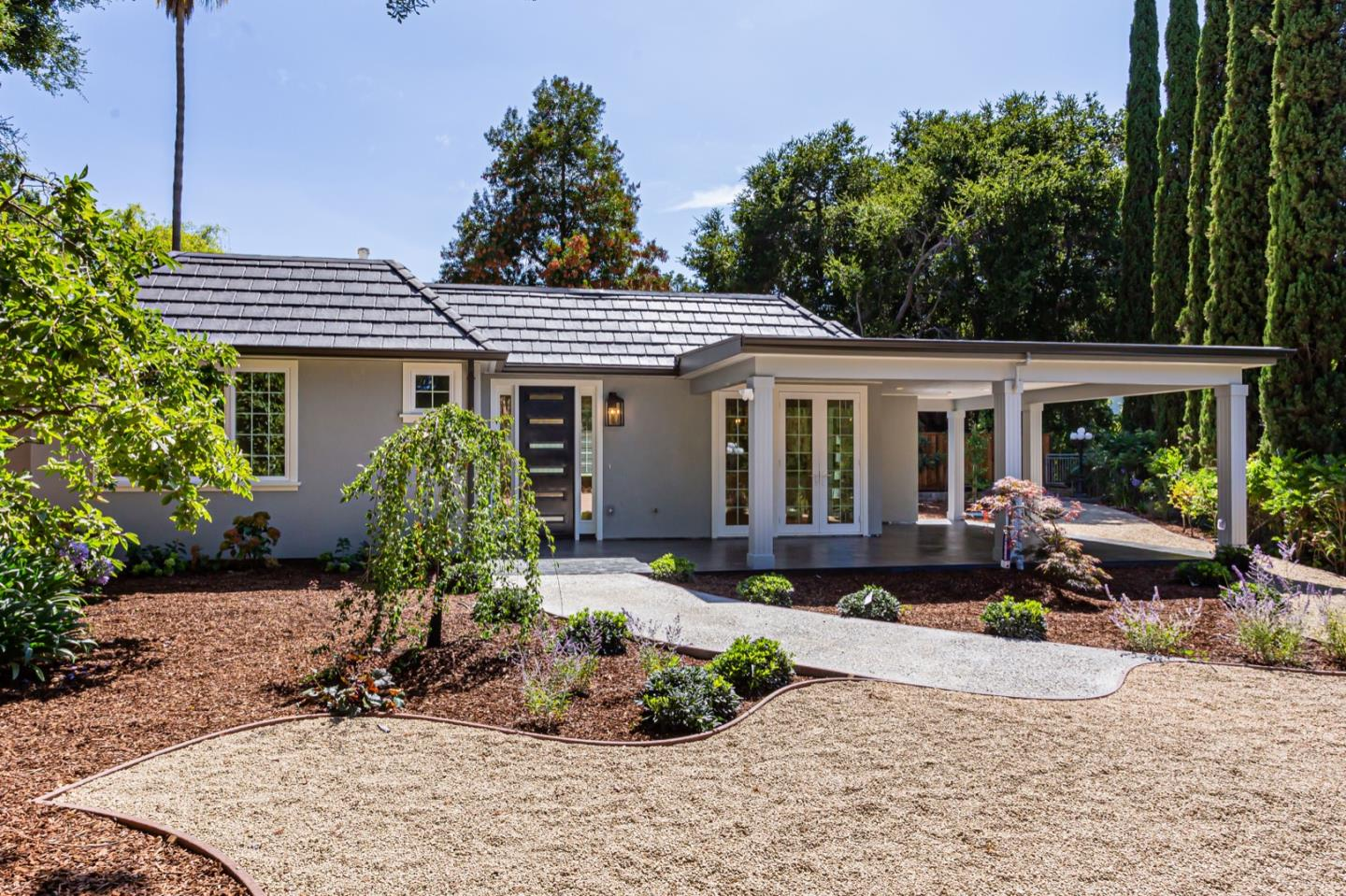 Detail Gallery Image 1 of 1 For 11a Cowell Ln, Atherton, CA 94027 - 2 Beds | 2 Baths