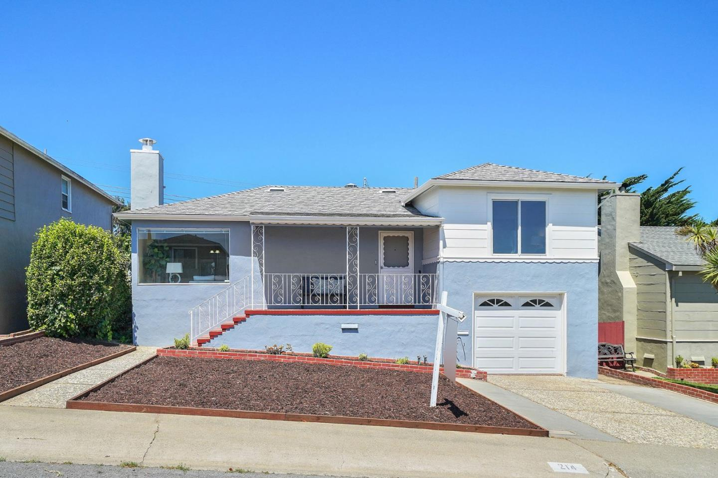 Detail Gallery Image 1 of 1 For 214 Hazelwood Dr, South San Francisco, CA 94080 - 3 Beds   2 Baths