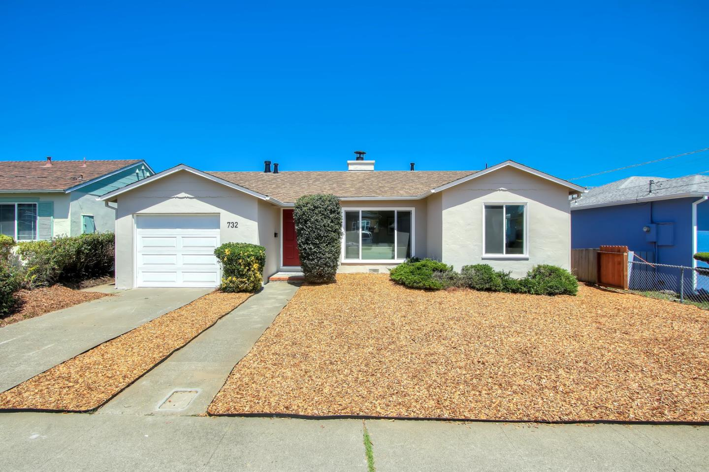 Detail Gallery Image 1 of 1 For 732 Maddux Dr, Daly City,  CA 94015 - 3 Beds | 1 Baths
