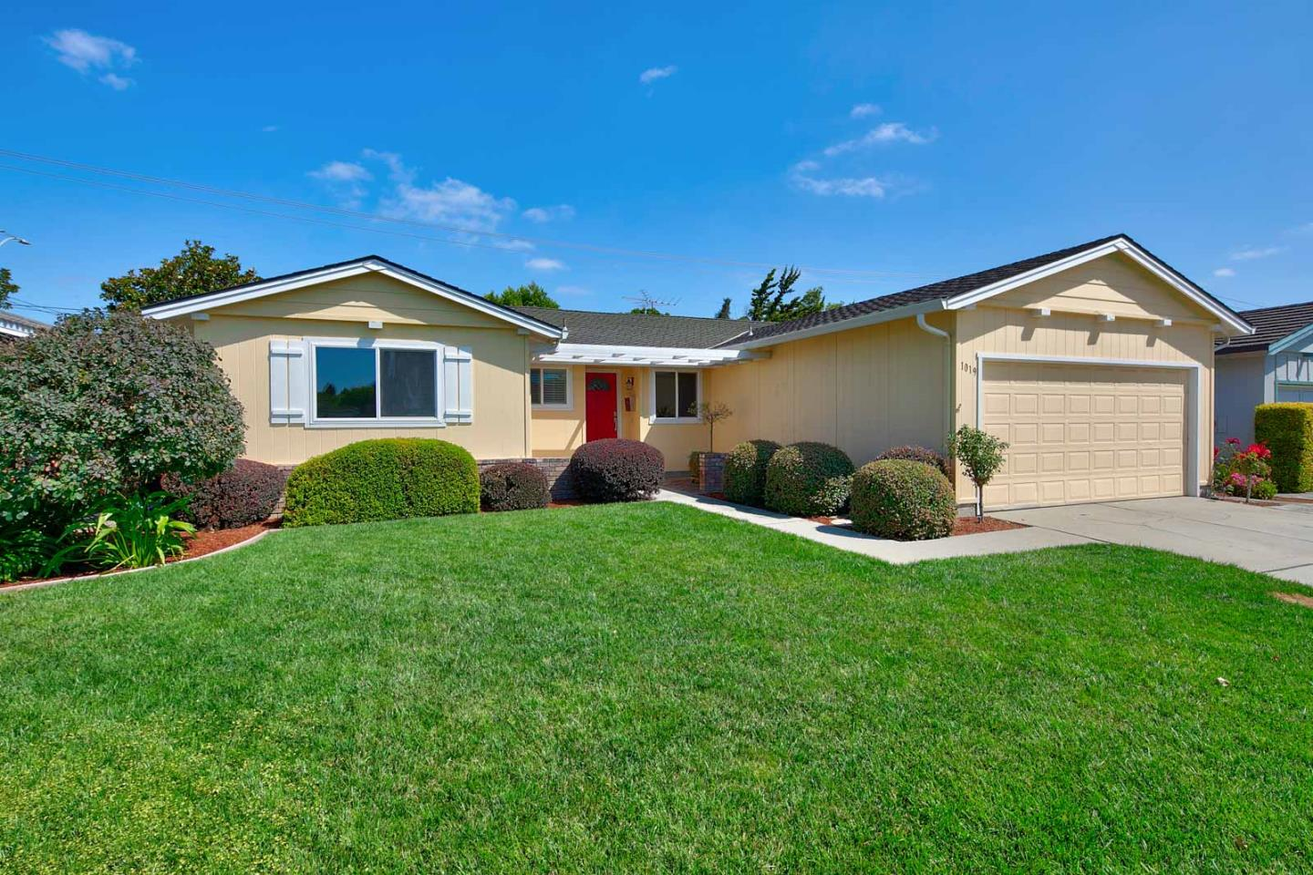 Detail Gallery Image 1 of 1 For 1019 Cassia Way, Sunnyvale,  CA 94086 - 3 Beds | 2 Baths