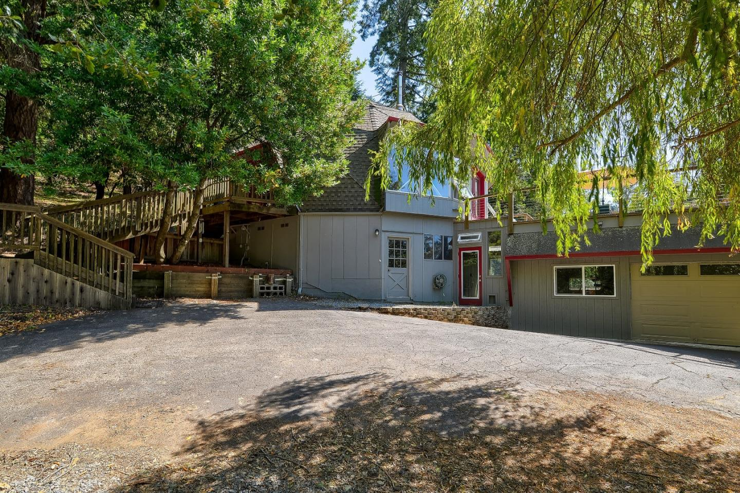 Detail Gallery Image 1 of 1 For 15200 Old Ranch Rd, Los Gatos,  CA 95033 - 2 Beds | 2 Baths