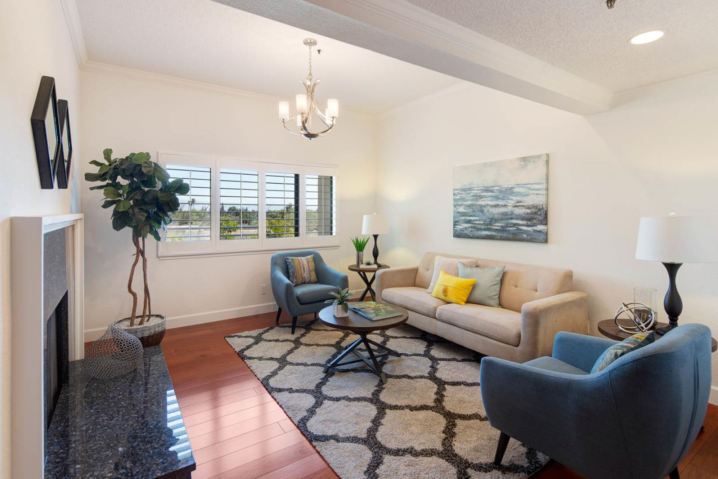 Detail Gallery Image 1 of 1 For 3715 Terstena Pl #403,  Santa Clara,  CA 95051 - 1 Beds | 1 Baths