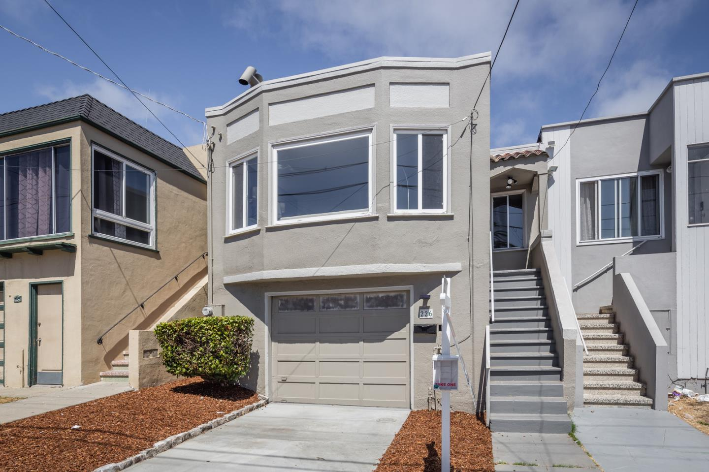 Detail Gallery Image 1 of 1 For 226 Sylvan Ave, San Bruno, CA 94066 - 2 Beds | 1 Baths