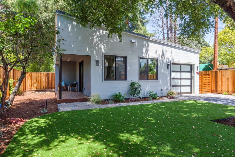 741 Homer AVE Palo Alto, CA 94301