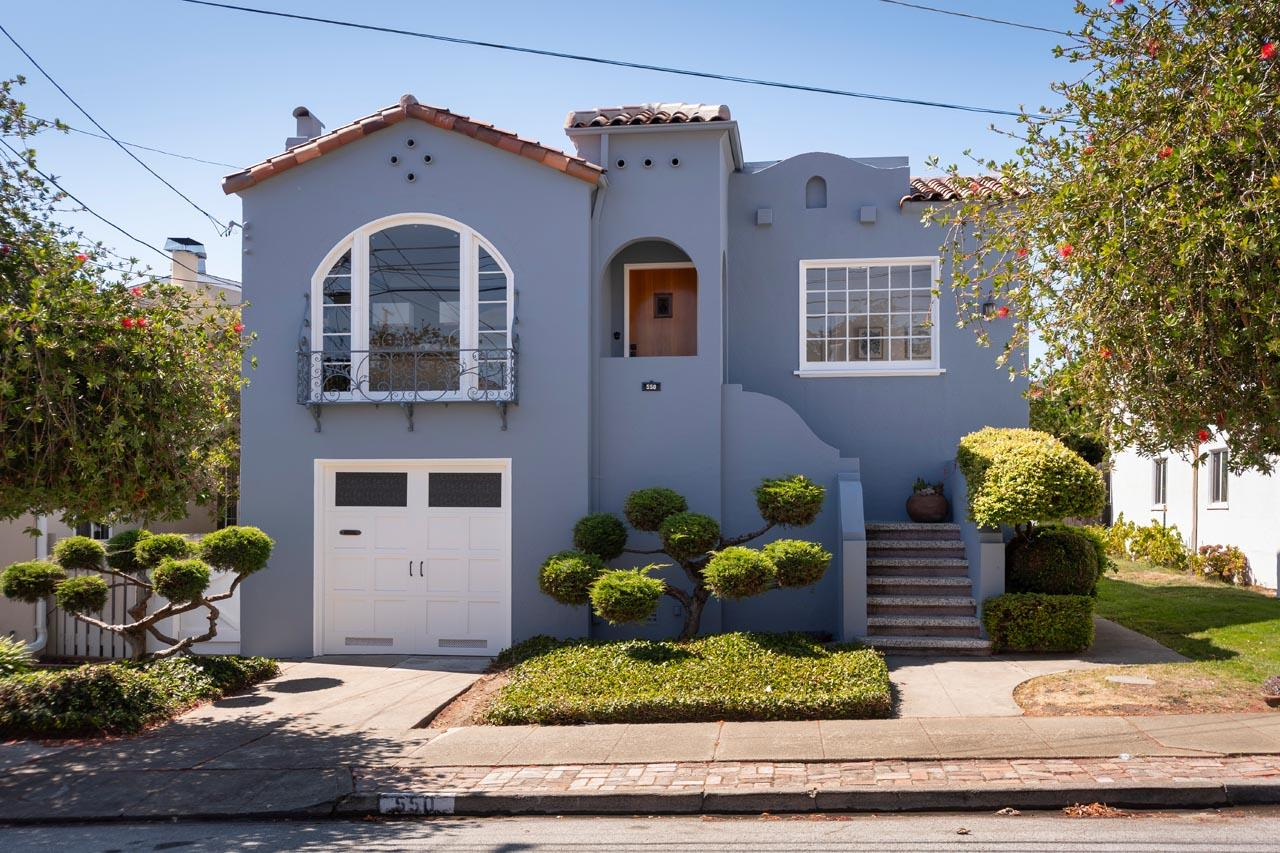 Detail Gallery Image 1 of 1 For 550 Palm Ave, South San Francisco, CA 94080 - 2 Beds | 2/1 Baths