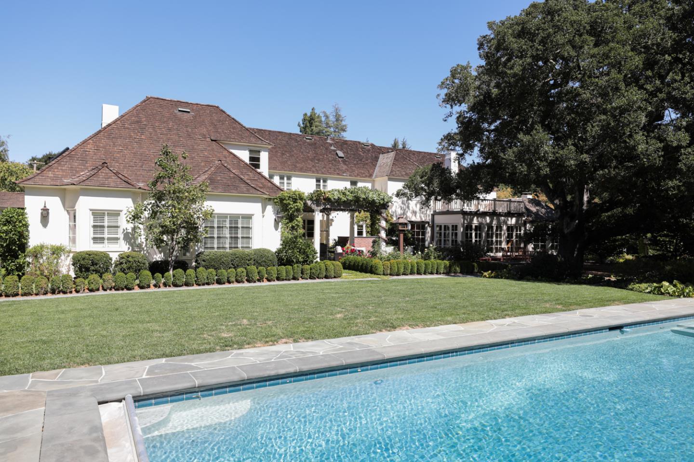 1 Patricia Drive Atherton, CA 94027