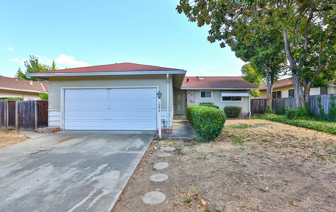 Detail Gallery Image 1 of 1 For 1086 Hunterston Pl, Cupertino, CA 95014 - 3 Beds | 2 Baths