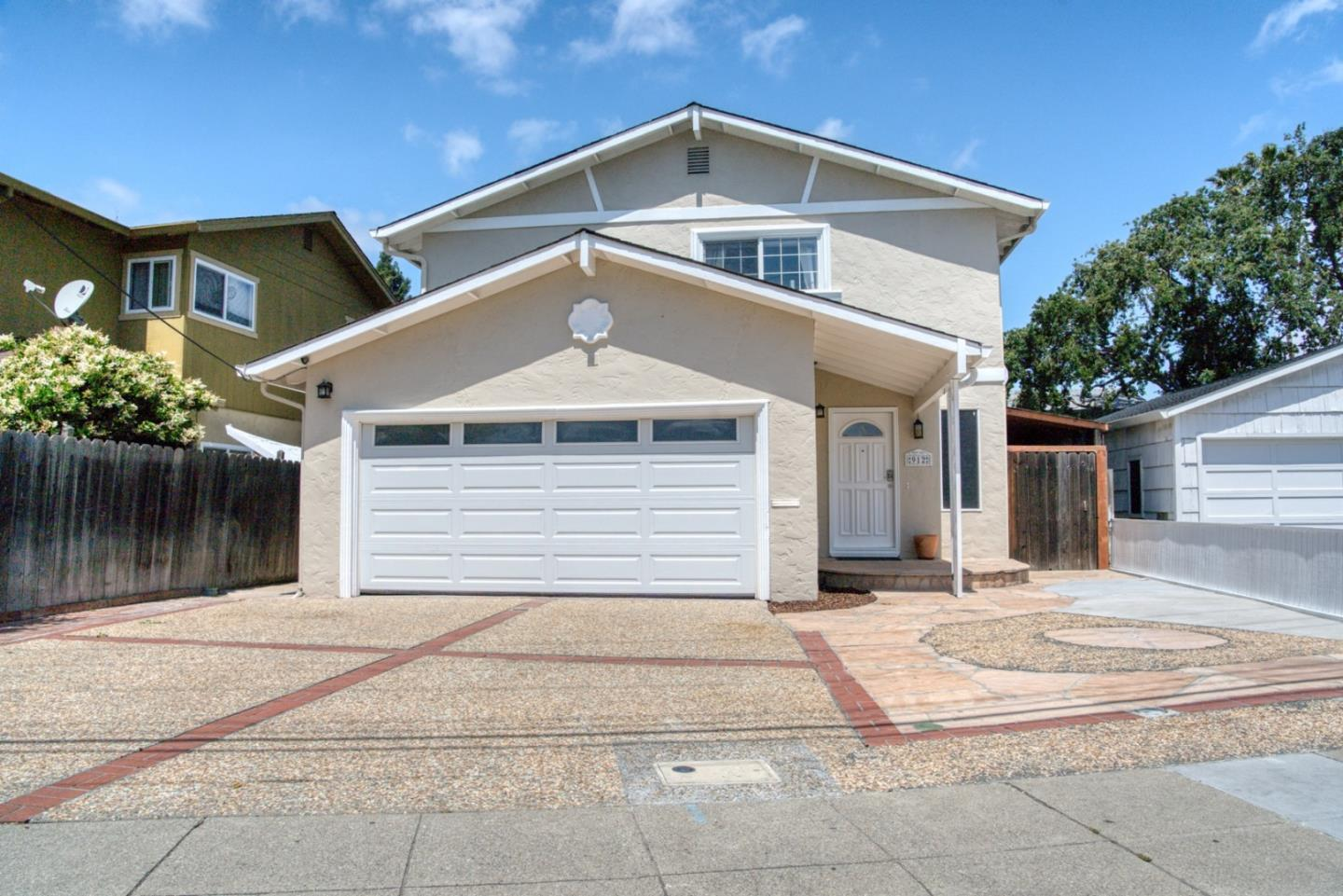 912 Palm AVE, Redwood City, California