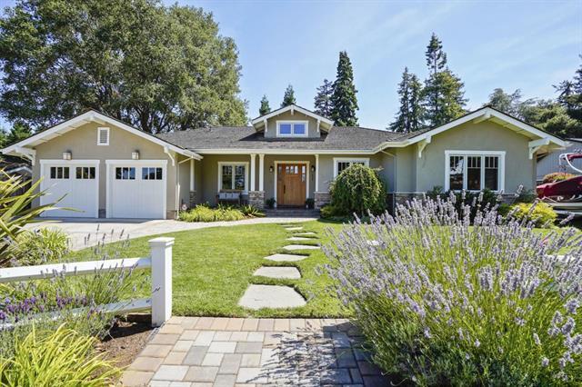 658 Spargur Drive Los Altos, CA 94022