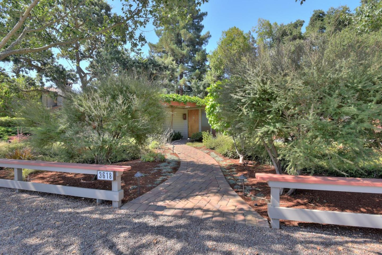 3618 Laguna Avenue Palo Alto, CA 94306