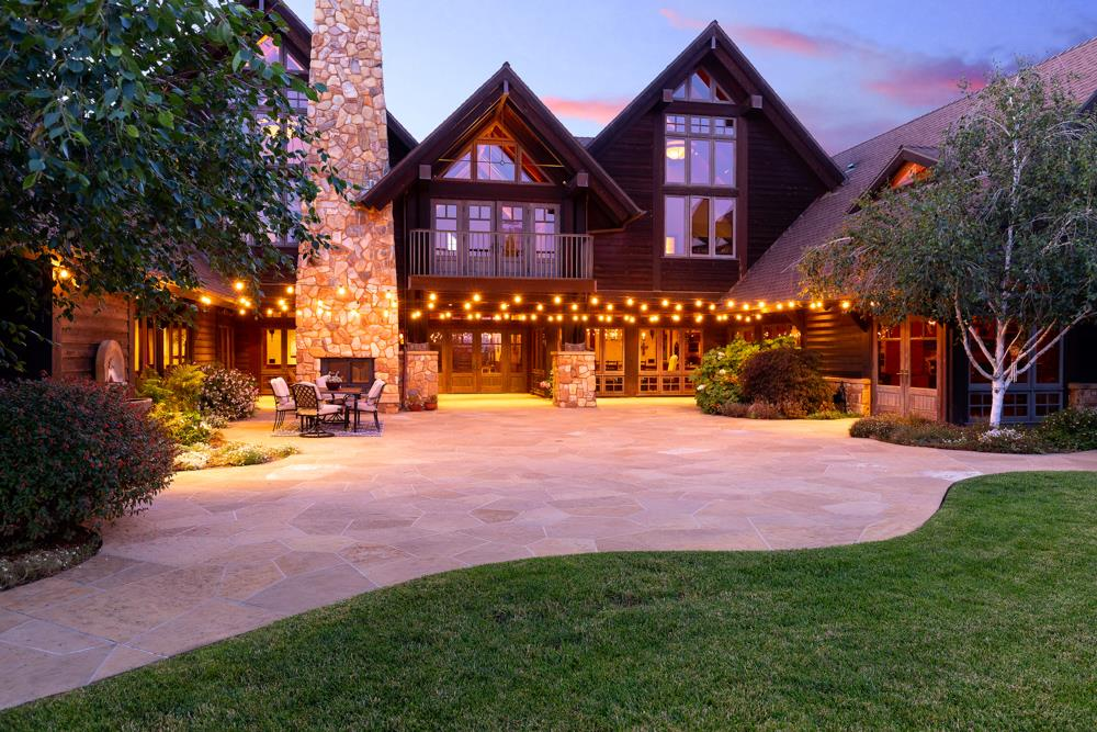 Destiny Coyote Ranch...Five years in the making, a spectacular design of nearly 7,000 square feet by renowned architect, John Blackburn, bestows the finest of materials, huge timbers exquisitely crafted, river rock meticulously fitted, a magnificent home on 80 acres in a hidden valley with panoramic views of the Aptos hills, and with it a world-class equestrian complex and stables.The living room and dining are grand; the chefs kitchen, an open design with a large center island, state of the art appliances and a large walk-in pantry. The master suite, on the first floor, offers a vaulted open beam ceiling, a stone-crafted fireplace, steam shower and copper soaking tub. There are three additional en-suite bedrooms upstairs. On four separate parcels, enjoy orchards, vineyard, 8-stall show barn, 3 arenas, cleared riding trails, farm to table garden, near the Corralitos Wine Trail, short drive to Silicon Valley, Monterey, Carmel &  just down the hill to sugar-sand beaches of Santa Cruz