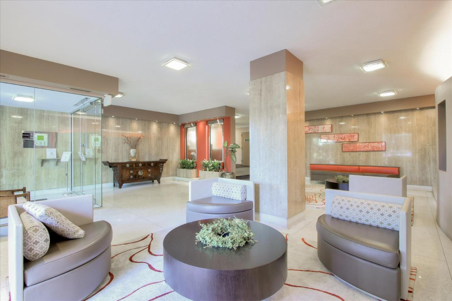 Detail Gallery Image 1 of 36 For 101 Alma St #405, Palo Alto, CA 94301 - 3 Beds   3 Baths