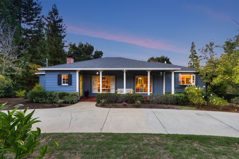 19897 Park Drive Saratoga, CA 95070