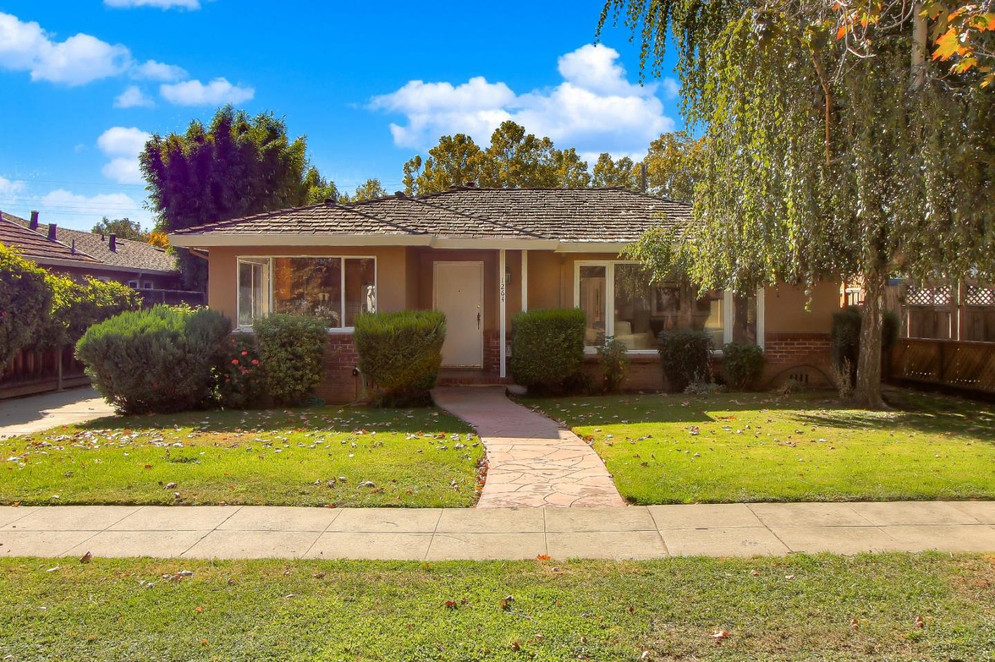 Property for sale at 1264 Malone RD, San Jose,  California 95125