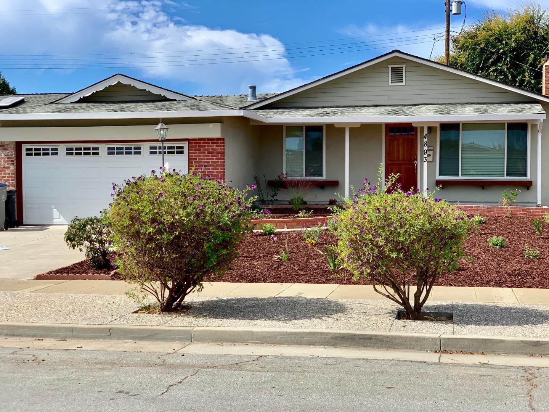 4893 Tony Avenue San Jose, CA 95124