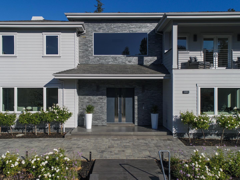 385 Fletcher Drive Atherton, CA 94027