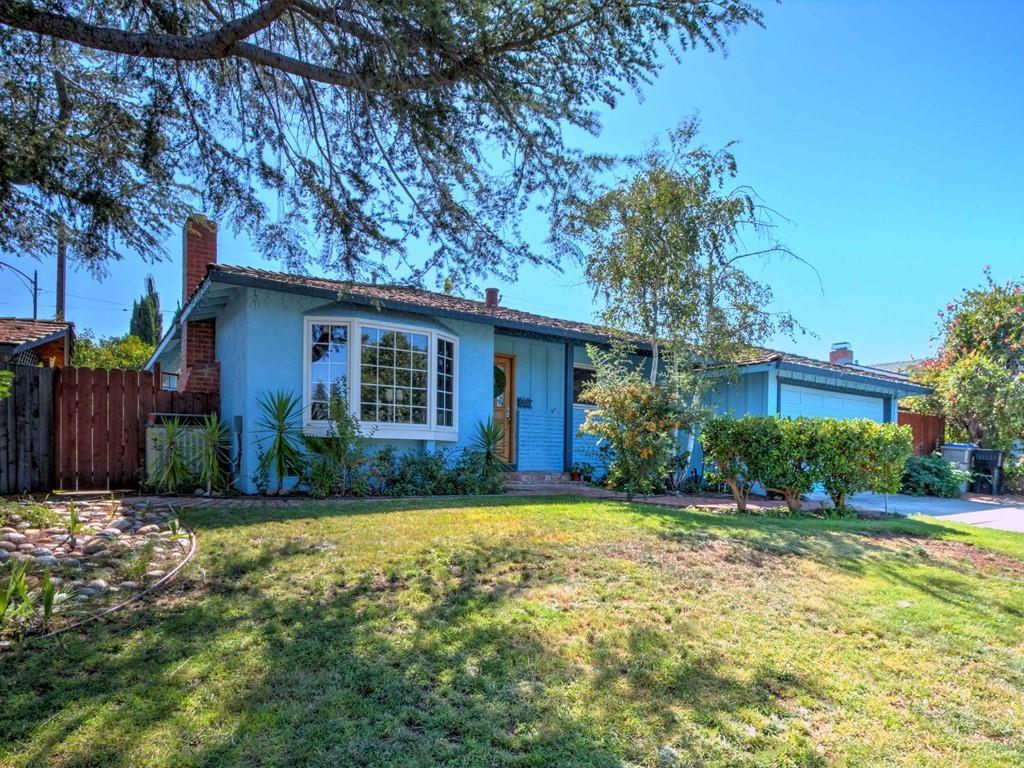 Detail Gallery Image 1 of 1 For 4712 W Hacienda Ave, Campbell, CA 95008 - 3 Beds | 2 Baths