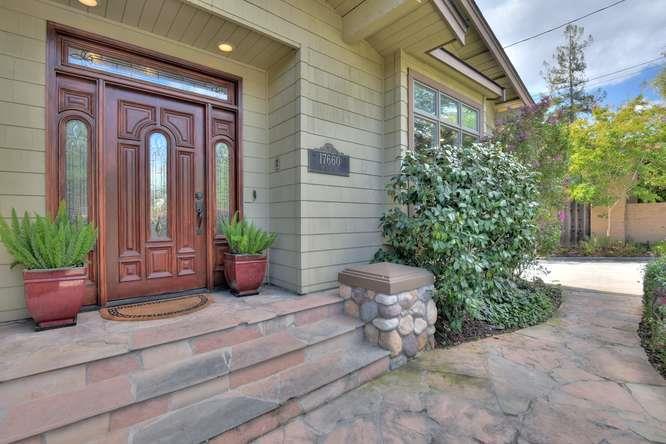 17660 Bruce Avenue Monte Sereno, CA 95030