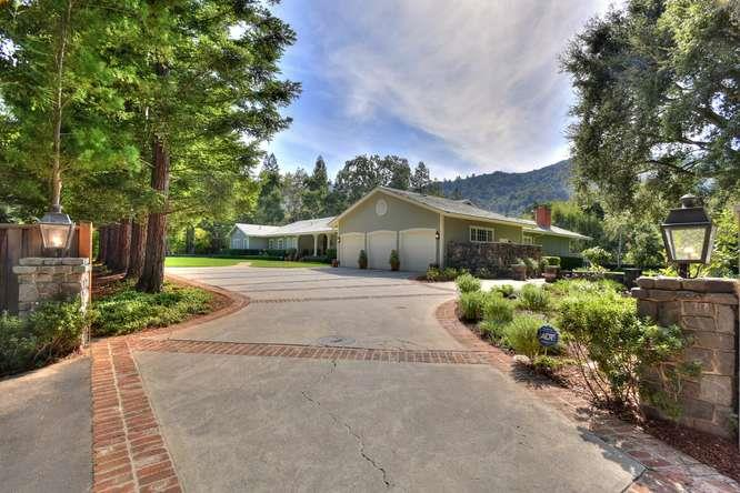 15269 Hume Drive Saratoga, CA 95070