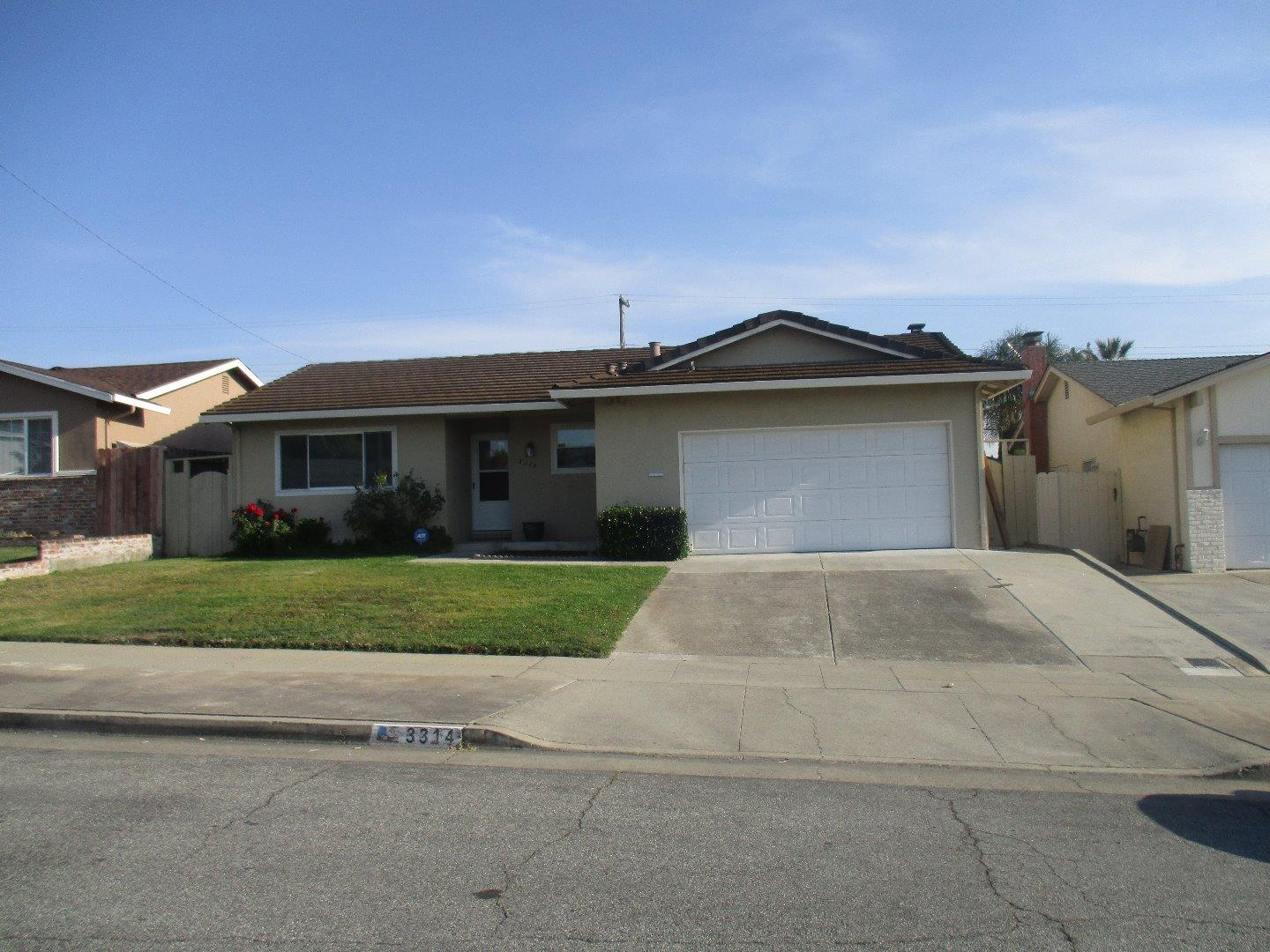 3314 Coldwater DR, Evergreen in Santa Clara County, CA 95148 Home for Sale