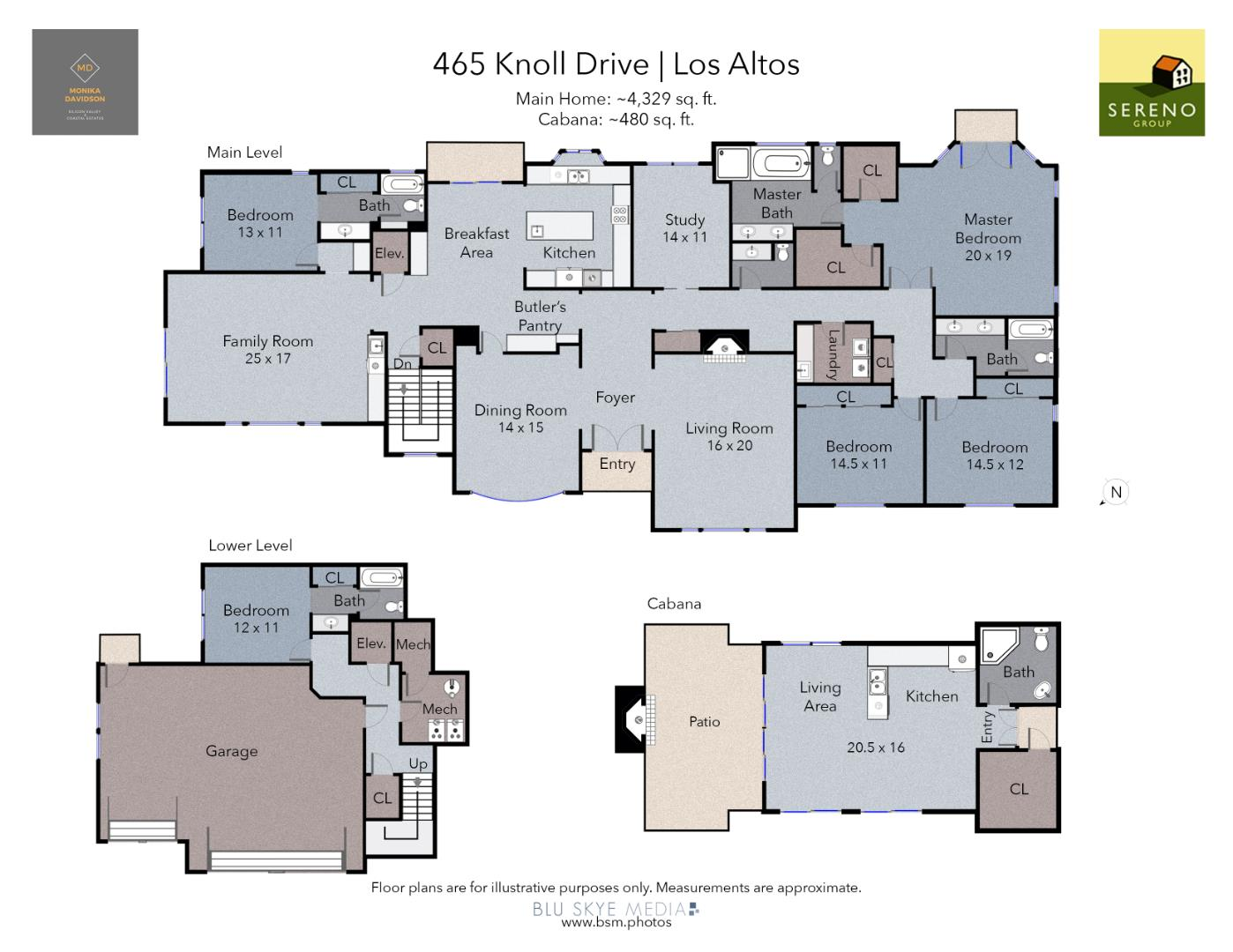 465 Knoll DR Los Altos, CA 94024