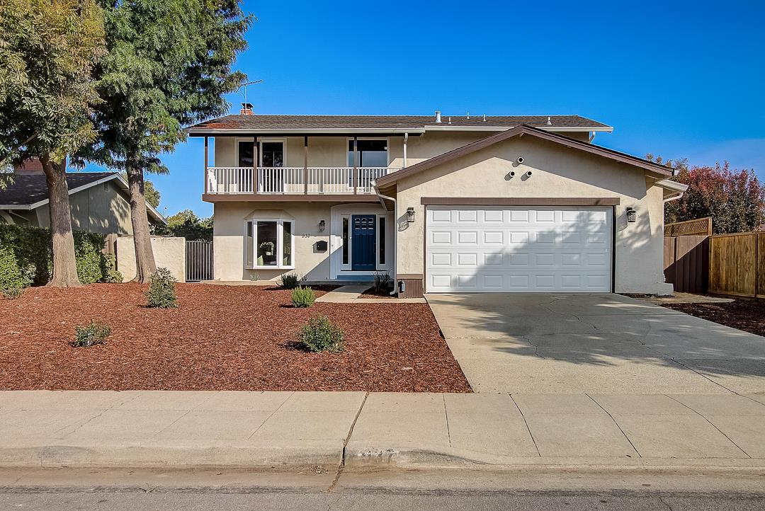 Detail Gallery Image 1 of 1 For 937 Bluebonnet Dr, Sunnyvale, CA 94086 - 4 Beds | 2/1 Baths