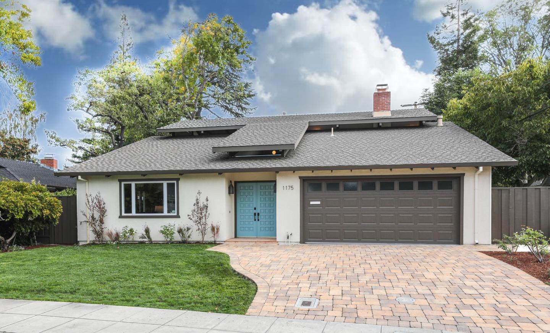 1175 Stanley Way Palo Alto, CA 94303