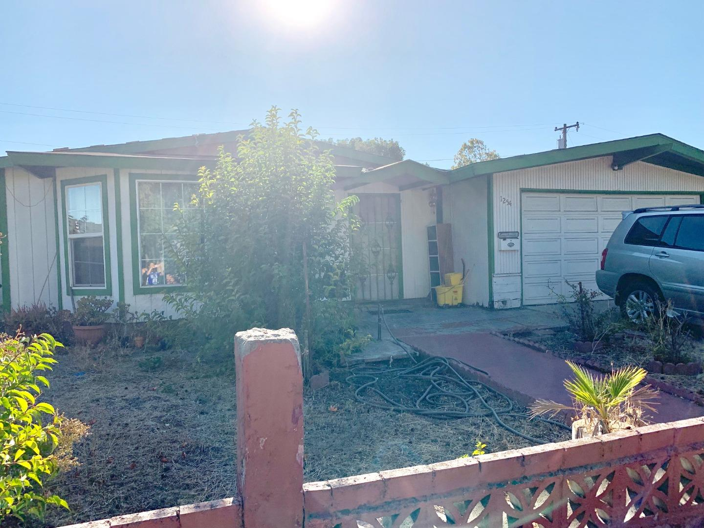 1254 Sandia Avenue Sunnyvale, CA 94089