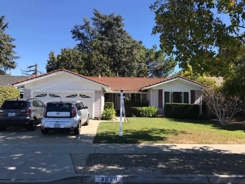 3926 Cherry Avenue San Jose, CA 95118