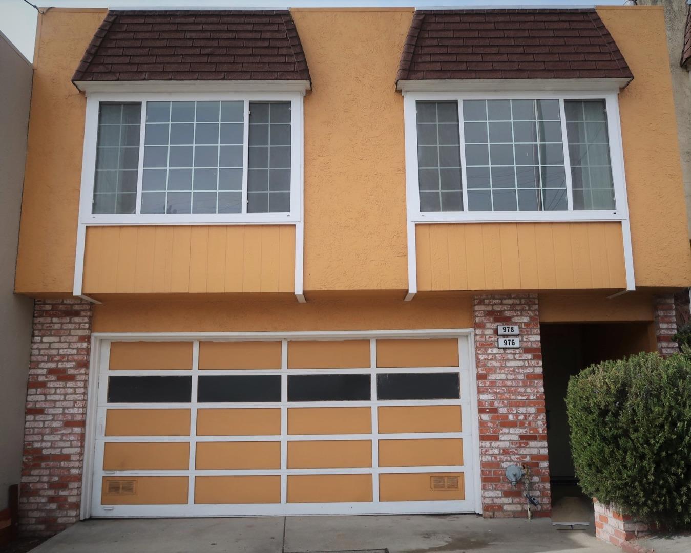 976 & 978 Hillside Boulevard Daly City, CA 94014