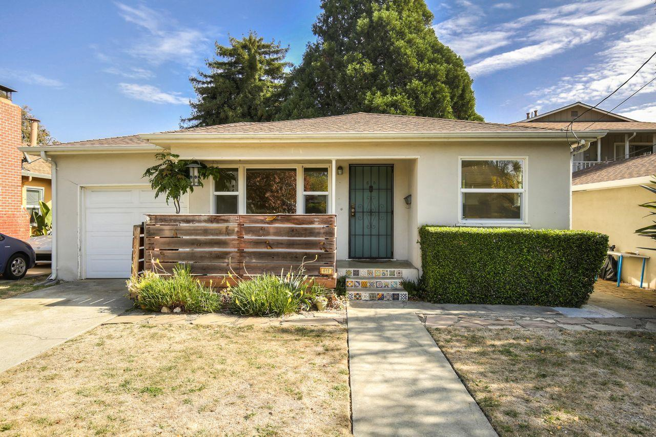 This little house lives large!  This 2 BR/ 1 BA home has a spacious feel inside with easy flowing floor plan.  The huge fenced back yard allows you to extend the living space outdoors! Features include newer double paned windows, hardwood floors, separate dining area, welcoming porch, and attached 1 car garage. Spruce this up and enjoy the Capitola dream lifestyle! Walking distance to Capitola beach and Village via the River Walk, Gayle's Bakery, Nob Hill, Peet's Coffee, fine restaurants, boutique shopping, and all the festivities Capitola has to offer! This is a great value!