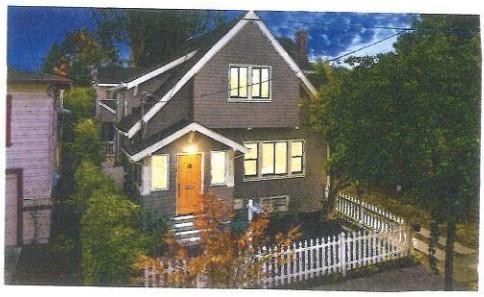 1112-1114 Duplex Chaucer Street Berkeley, CA 94702