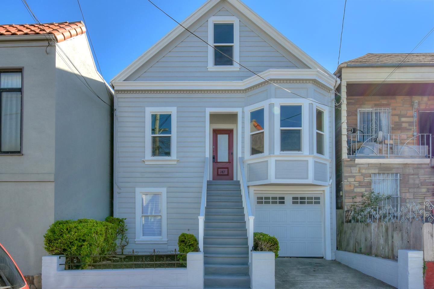 Detail Gallery Image 1 of 1 For 147 Silliman St, San Francisco,  CA 94134 - 3 Beds | 1 Baths