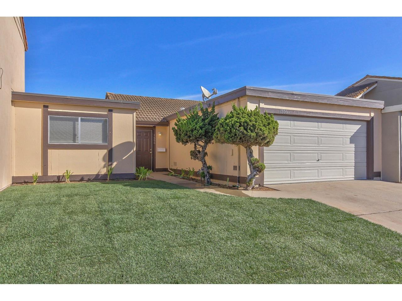 Detail Gallery Image 1 of 1 For 1556 Duran St, Salinas,  CA 93906 - 2 Beds | 1 Baths