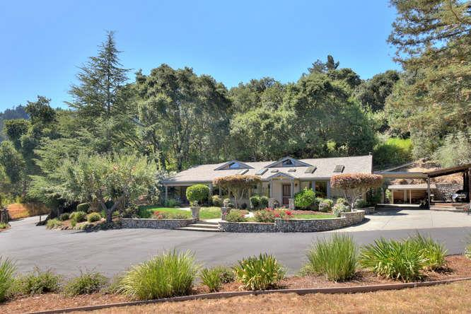 Detail Gallery Image 1 of 1 For 18051 Idylwild Rd, Los Gatos,  CA 95033 - 4 Beds   2 Baths