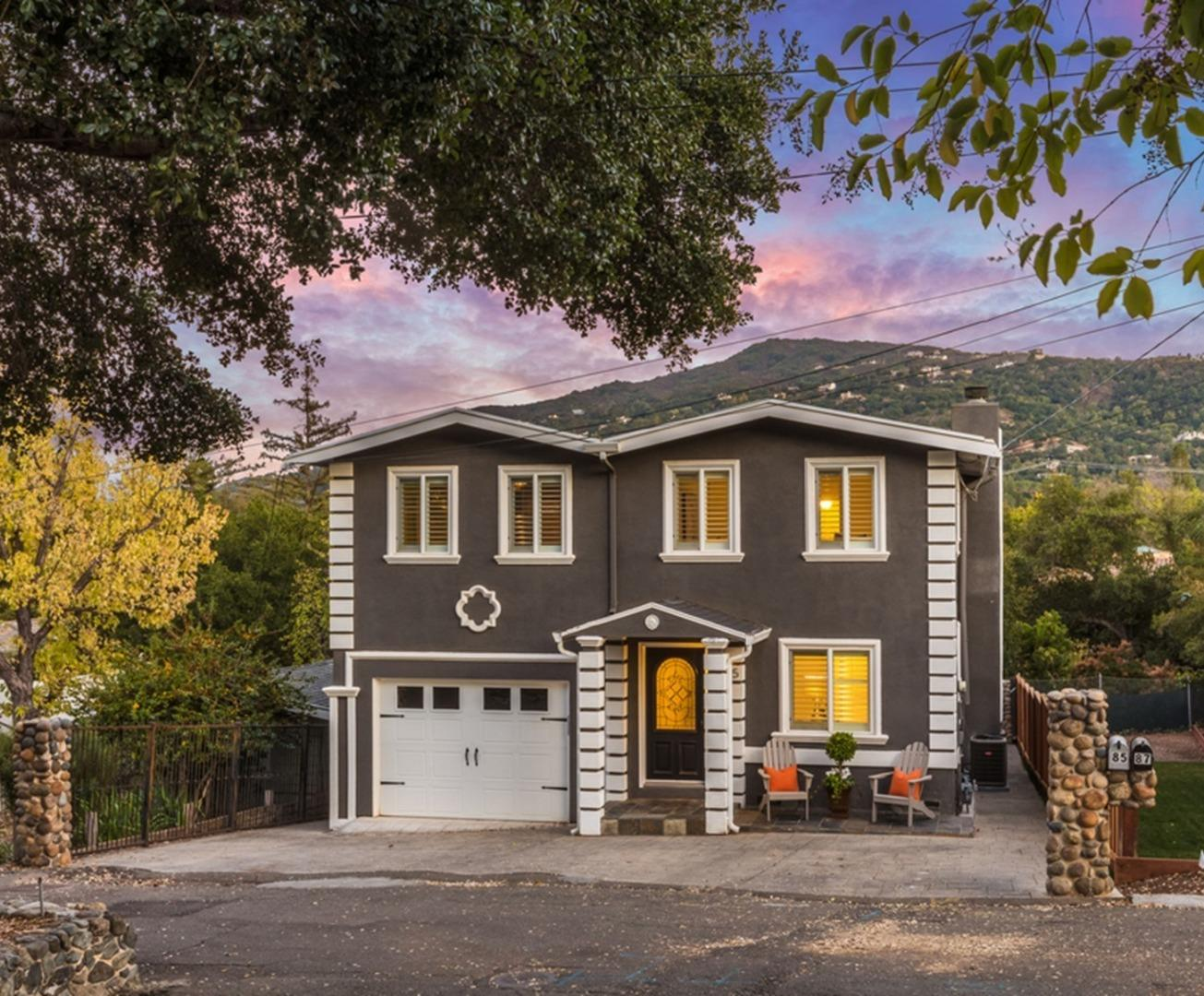 Detail Gallery Image 1 of 1 For 85 Prospect Ave, Los Gatos, CA 95030 - 4 Beds   4 Baths