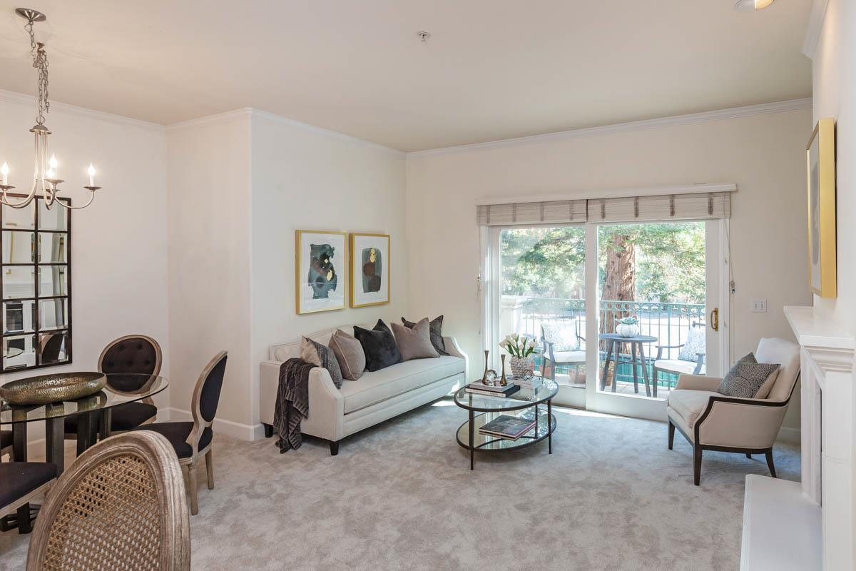 Detail Gallery Image 1 of 1 For 1 W Edith Ave C215, Los Altos, CA 94022 - 1 Beds | 2 Baths