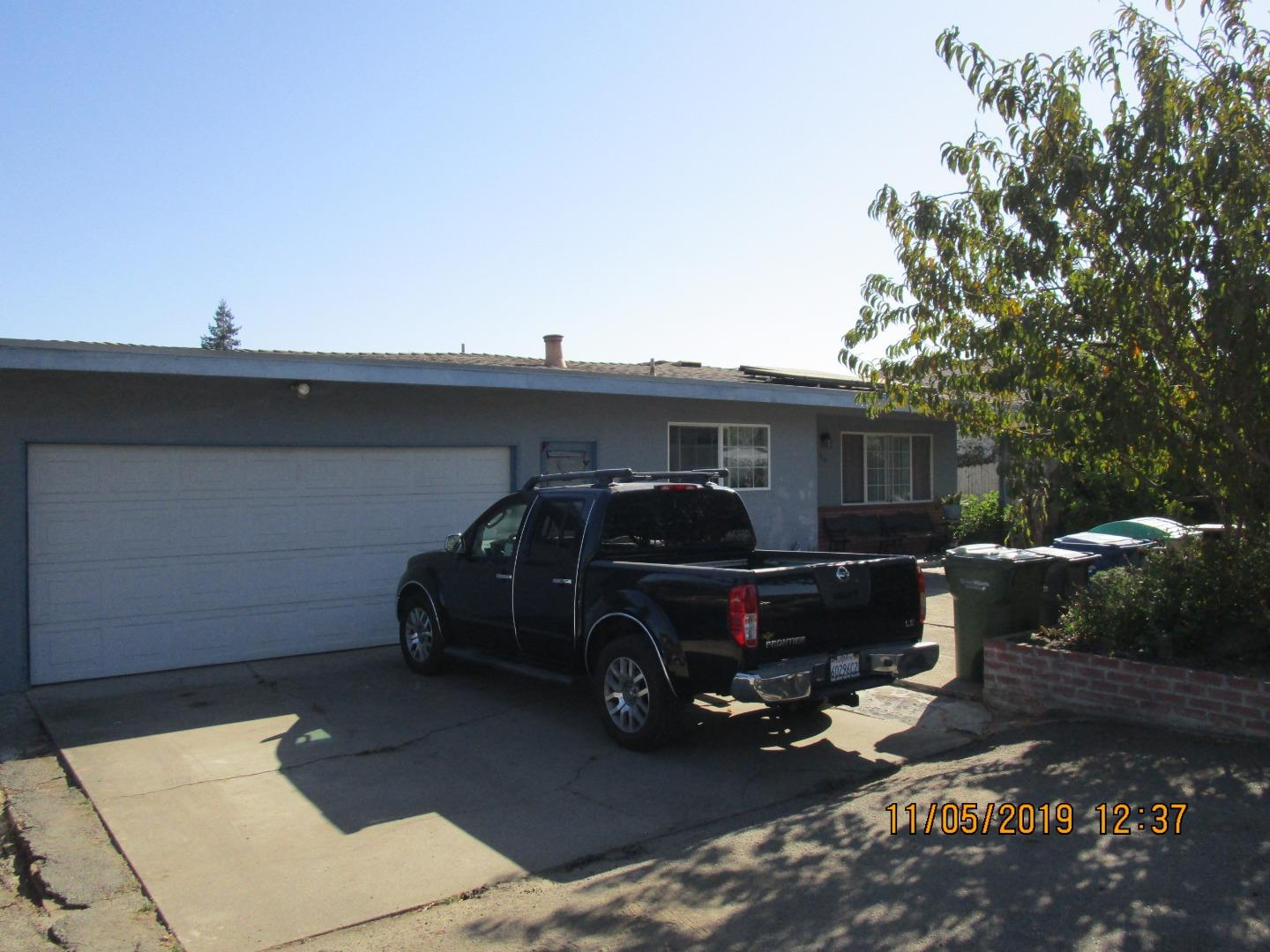 Located just outside of the city limits, semi country but just a short drive to city amenities, property offers a good size usable lot , with lots of uncovered parking and plenty of room for RV parking.   Many fruit trees on the property. Home is comfortable and would make an excellent starter home. Easy access to highway one for commuters.