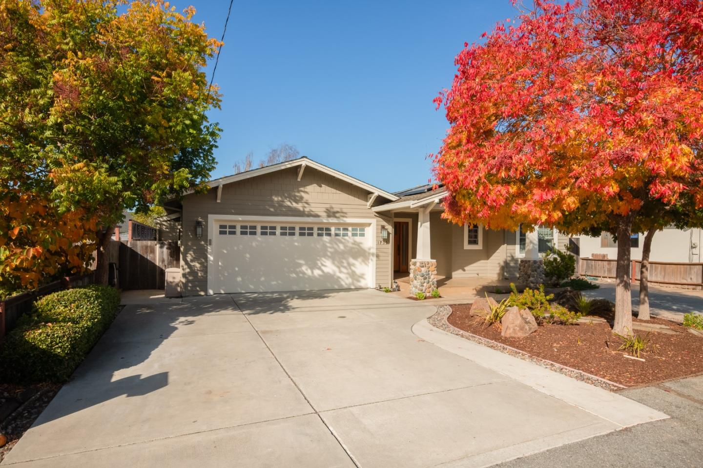 "One level living at it's finest, beautifully thought out and redone this 2100 +- sq ft ranch with"" craftsman like"" touches is nicely complemented by the permitted  1 bdrm 1 bath ""In law Apt. ""  Stargaze in a park like setting with fire pit,  tree-house , hot tub and cobbled walkways.1755 16th ave has a huge backyard (8756 sq ft lot), newly finished Hardwood floors, Stainless steel Appliances and room for an in law or grown student wanting their own space. Great family neighborhood  near the beaches, shopping and Restaurants."