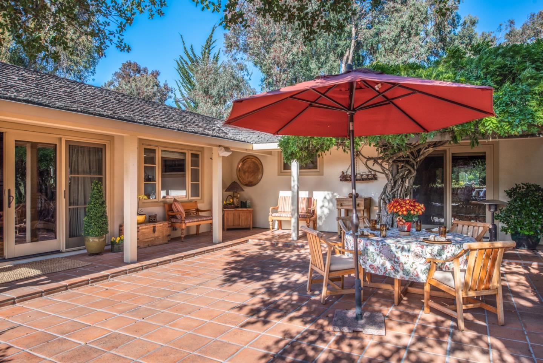 48 Miramonte Road - Carmel Valley, California