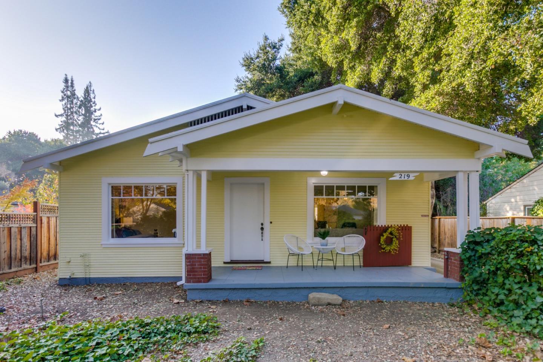 219 Willow Road Menlo Park, CA 94025