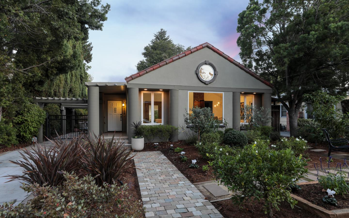 Detail Gallery Image 1 of 1 For 158 Rinconada Ave, Palo Alto,  CA 94301 - 4 Beds   3/1 Baths