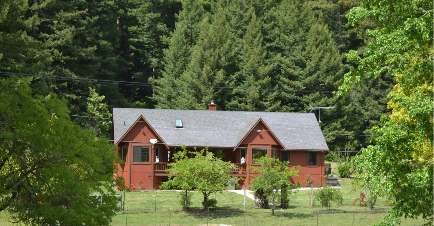 New on Market. 3 bedroom 2 bath home, updated kitchen w/granite counters & stainless steel appliances, spacious bedrooms, vaulted ceilings, 3 car garage w/separate 2,560sf workshop, situated on 17+ acres, space for horses, gardening & hobbies, room for all of your toys (RV,Boat,etc.). Relax... and enjoy.