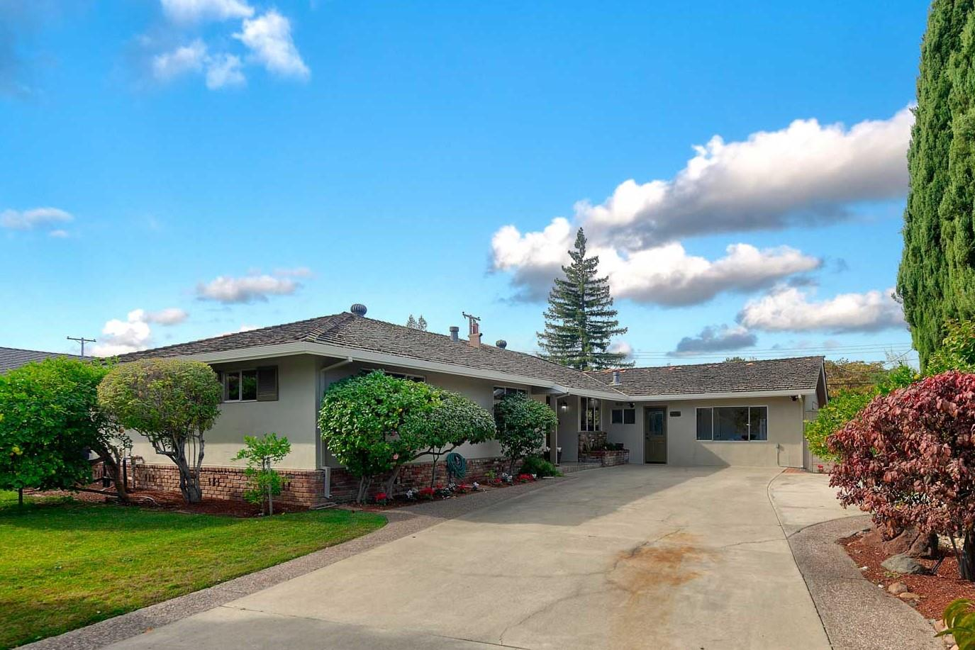 Detail Gallery Image 1 of 1 For 1525 S Mary Ave, Sunnyvale,  CA 94087 - 5 Beds | 2 Baths
