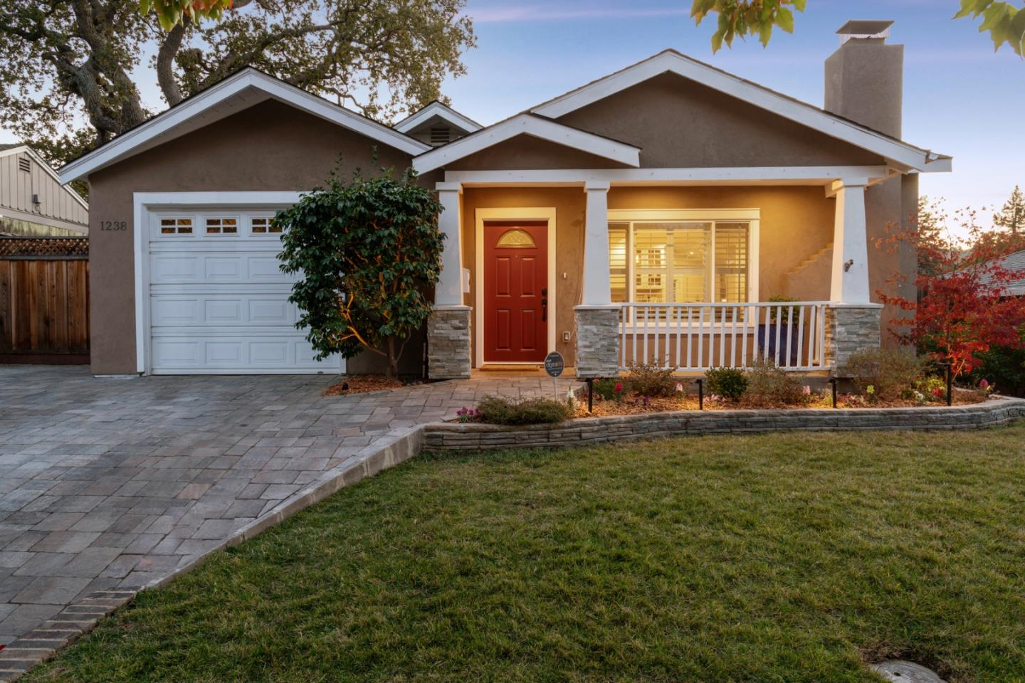 1238 Connecticut DR, Redwood City, California