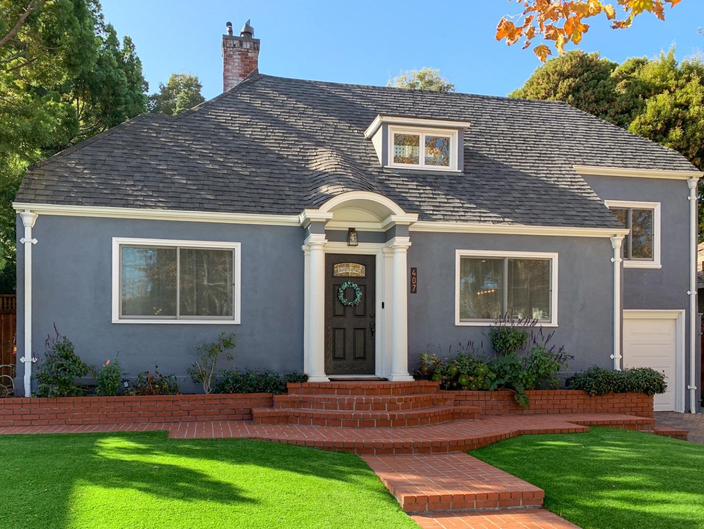 407 Occidental Avenue Burlingame, CA 94010