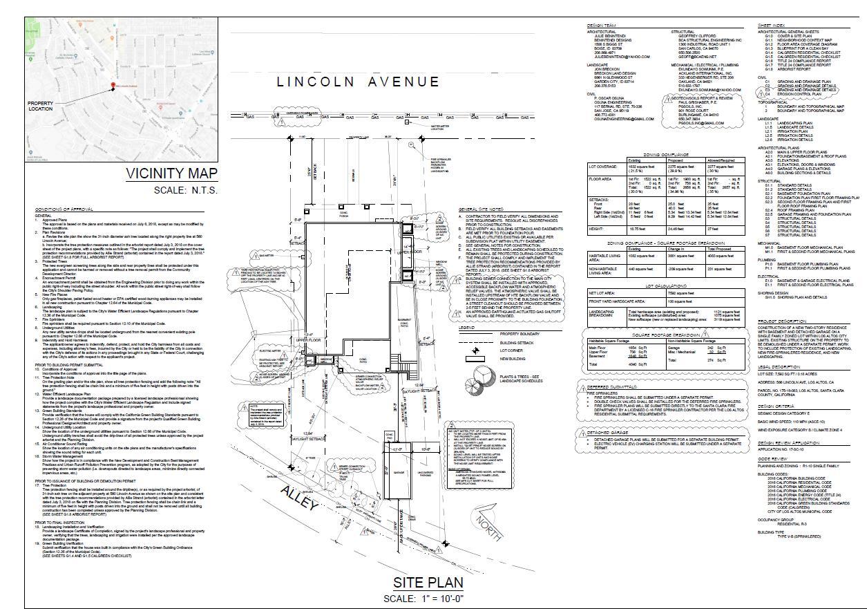 566 Lincoln Avenue Los Altos, CA 94022